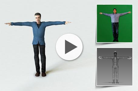motion-capture-experiments